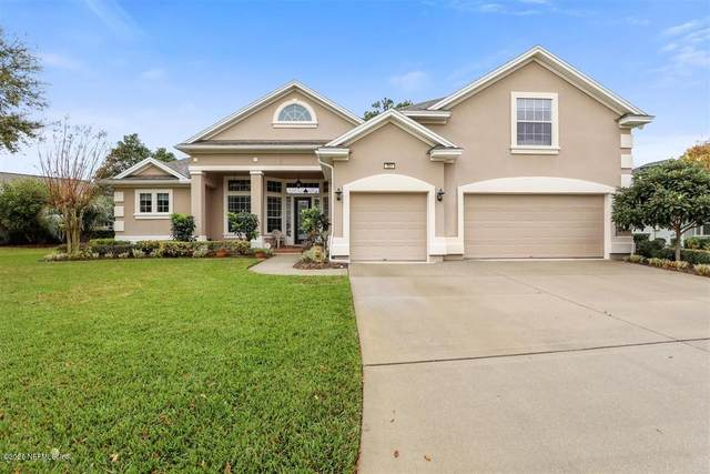 701 Battersea Dr, St Augustine, FL 32095 (MLS #1040430) :: The Perfect Place Team