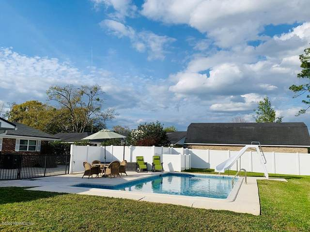 803 Trinidad Rd, Jacksonville, FL 32216 (MLS #1040436) :: Memory Hopkins Real Estate