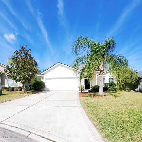 2336 Aberford Ct, St Augustine, FL 32092 (MLS #1040448) :: Berkshire Hathaway HomeServices Chaplin Williams Realty