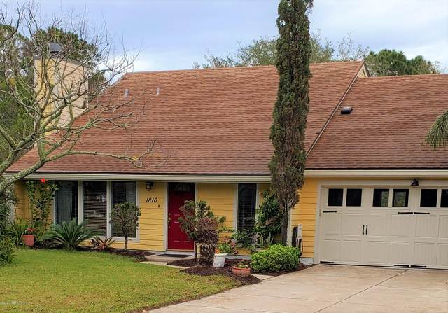 1810 Kings Way, Neptune Beach, FL 32266 (MLS #1040452) :: The Every Corner Team | RE/MAX Watermarke