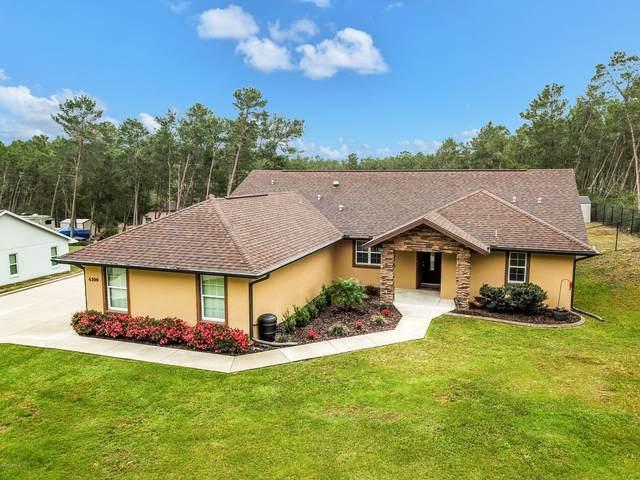 4300 SW 106TH Pl, Ocala, FL 34476 (MLS #1040453) :: EXIT Real Estate Gallery