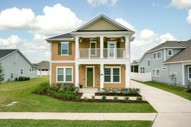 601 Park Lake Dr, Ponte Vedra, FL 32081 (MLS #1040496) :: Summit Realty Partners, LLC