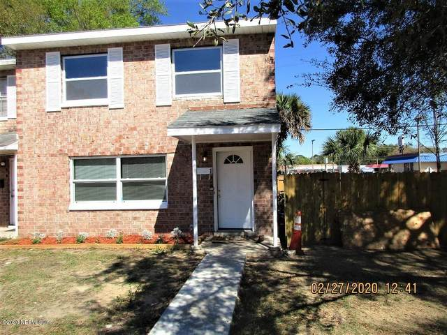 2674 Trollie Ln #1, Jacksonville, FL 32211 (MLS #1040543) :: Berkshire Hathaway HomeServices Chaplin Williams Realty