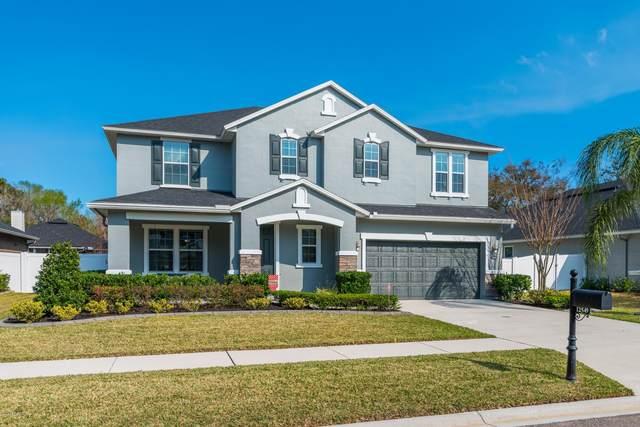 12549 Westberry Manor Dr, Jacksonville, FL 32223 (MLS #1040605) :: Memory Hopkins Real Estate