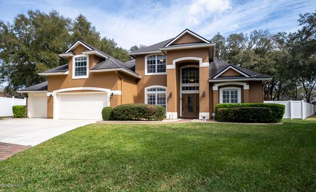 3654 Thousand Oaks Dr, Orange Park, FL 32065 (MLS #1040610) :: Berkshire Hathaway HomeServices Chaplin Williams Realty