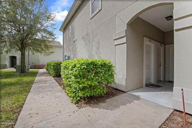 7055 Deer Lodge Cir #105, Jacksonville, FL 32256 (MLS #1040666) :: Memory Hopkins Real Estate