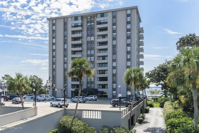 2970 St Johns Ave 1C, Jacksonville, FL 32205 (MLS #1040680) :: Ponte Vedra Club Realty