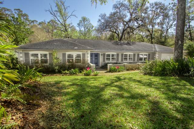 1319 NW 28TH St, Gainesville, FL 32605 (MLS #1040708) :: The Hanley Home Team
