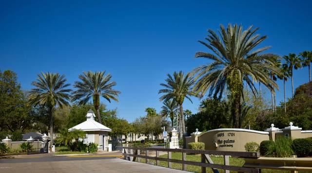 1655 The Greens Way #3416, Jacksonville Beach, FL 32250 (MLS #1040816) :: Bridge City Real Estate Co.