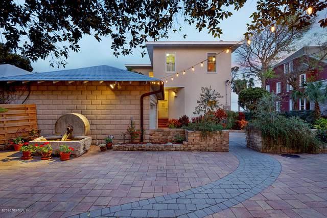 82 Water St, St Augustine, FL 32084 (MLS #1040833) :: Berkshire Hathaway HomeServices Chaplin Williams Realty