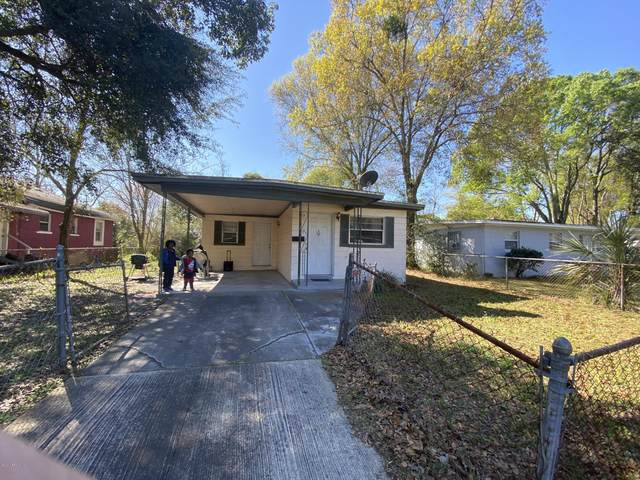 2208 W 15TH St, Jacksonville, FL 32209 (MLS #1040841) :: Berkshire Hathaway HomeServices Chaplin Williams Realty