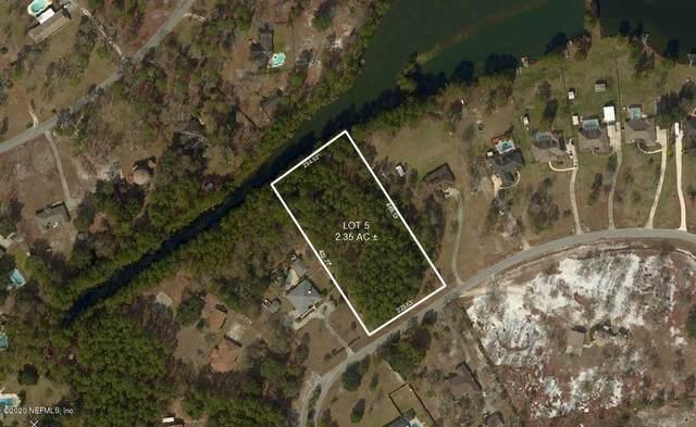 4361 Sidewinder Trl, Middleburg, FL 32068 (MLS #1040886) :: Memory Hopkins Real Estate