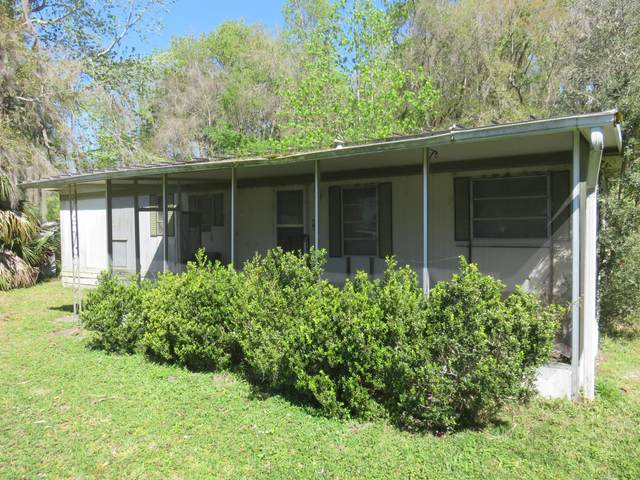 114 Driftwood Ln, Georgetown, FL 32139 (MLS #1040890) :: Memory Hopkins Real Estate