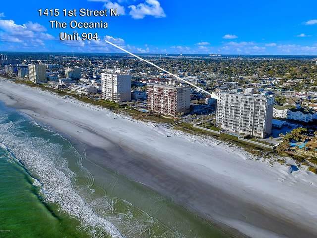 1415 1ST St N #904, Jacksonville Beach, FL 32250 (MLS #1040912) :: Bridge City Real Estate Co.