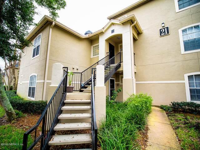 1655 The Greens Way #2121, Jacksonville Beach, FL 32250 (MLS #1040925) :: Ponte Vedra Club Realty