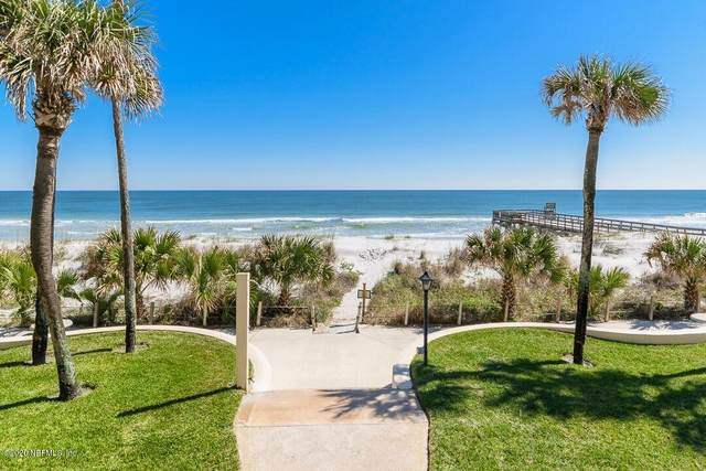 10 10TH St #43, Atlantic Beach, FL 32233 (MLS #1041068) :: The Volen Group | Keller Williams Realty, Atlantic Partners