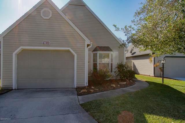 168 Ocean Hollow Ln, St Augustine, FL 32084 (MLS #1041174) :: Ponte Vedra Club Realty