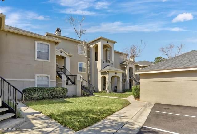 1701 The Greens Way #932, Jacksonville Beach, FL 32250 (MLS #1041186) :: Bridge City Real Estate Co.