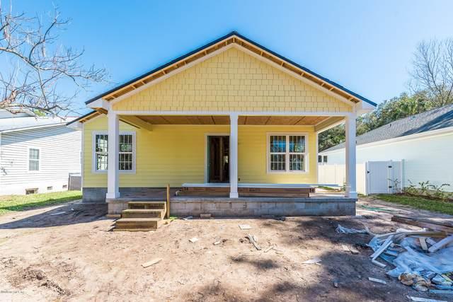1412 Highland Blvd, St Augustine, FL 32084 (MLS #1041254) :: Noah Bailey Group