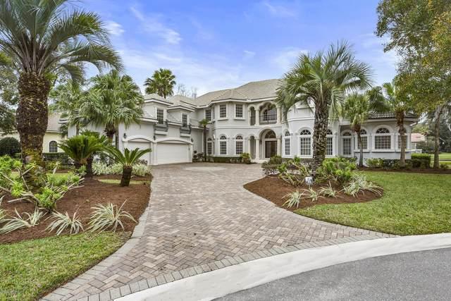 117 Newport Ln, Ponte Vedra Beach, FL 32082 (MLS #1041346) :: The Volen Group | Keller Williams Realty, Atlantic Partners