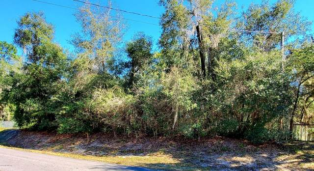206 Ashley St, Hawthorne, FL 32640 (MLS #1041460) :: Bridge City Real Estate Co.