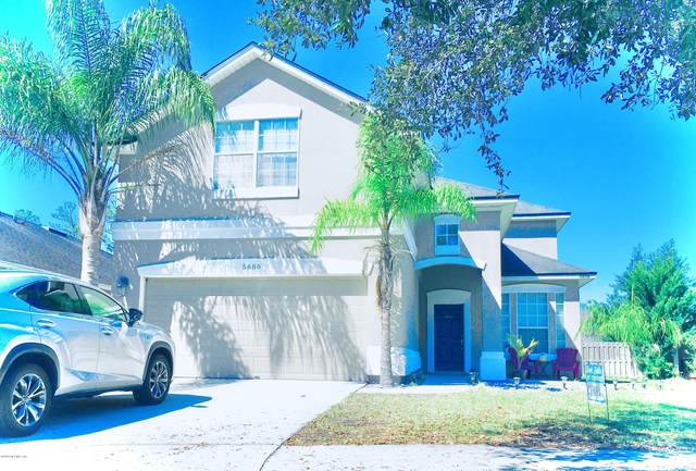 5686 Alamosa Cir, Jacksonville, FL 32258 (MLS #1041553) :: Noah Bailey Group