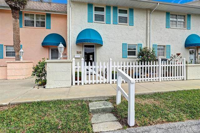 2233 Seminole Rd #40, Atlantic Beach, FL 32233 (MLS #1041698) :: Memory Hopkins Real Estate
