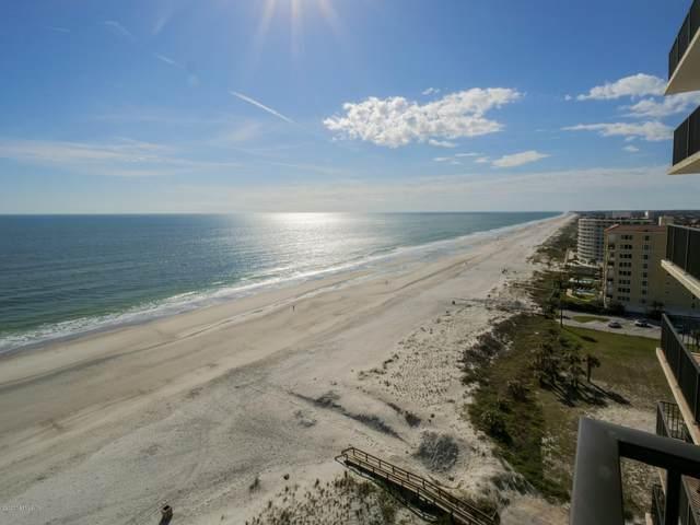 1301 1ST St #1507, Jacksonville Beach, FL 32250 (MLS #1041707) :: Ponte Vedra Club Realty