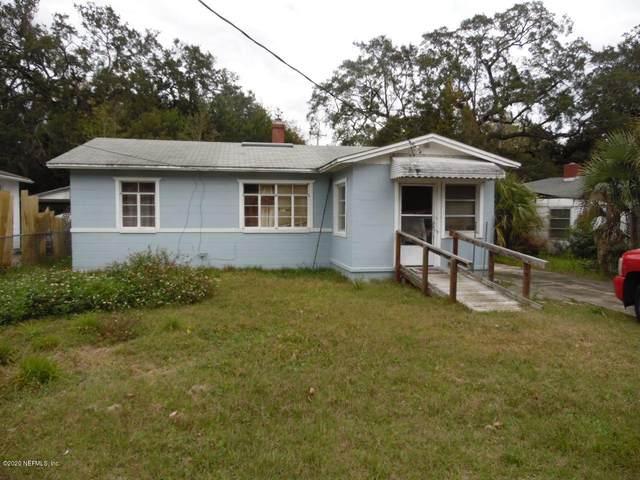 639 Lawton Ave, Jacksonville, FL 32208 (MLS #1041821) :: Memory Hopkins Real Estate