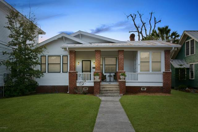 308 St George St, St Augustine, FL 32084 (MLS #1041894) :: The Hanley Home Team