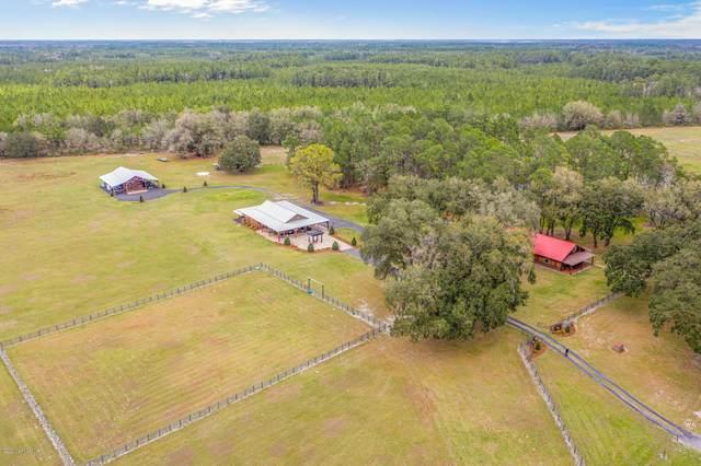 12615 W State Rd 238, Lake Butler, FL 32054 (MLS #1042045) :: The Hanley Home Team