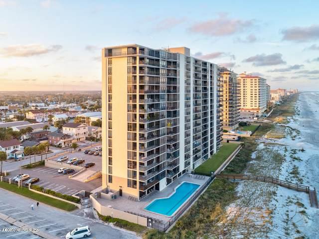 1301 1ST St #903, Jacksonville Beach, FL 32250 (MLS #1042066) :: Ponte Vedra Club Realty