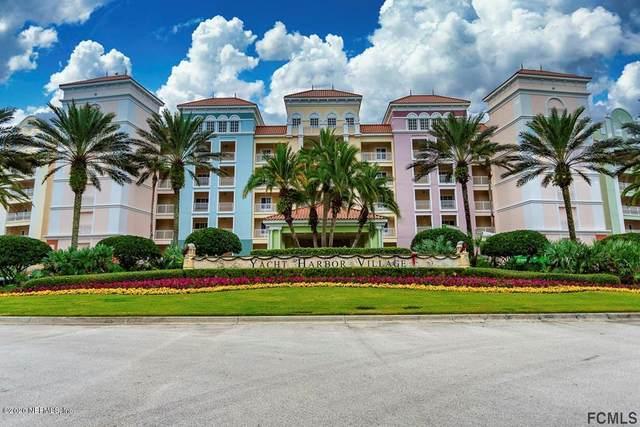 102 Yacht Harbor Dr #165, Palm Coast, FL 32137 (MLS #1042261) :: Ponte Vedra Club Realty