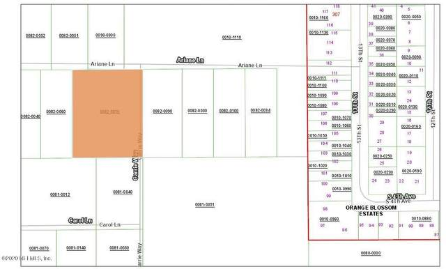 00 Ariane Ln, Interlachen, FL 32148 (MLS #1042385) :: EXIT Real Estate Gallery