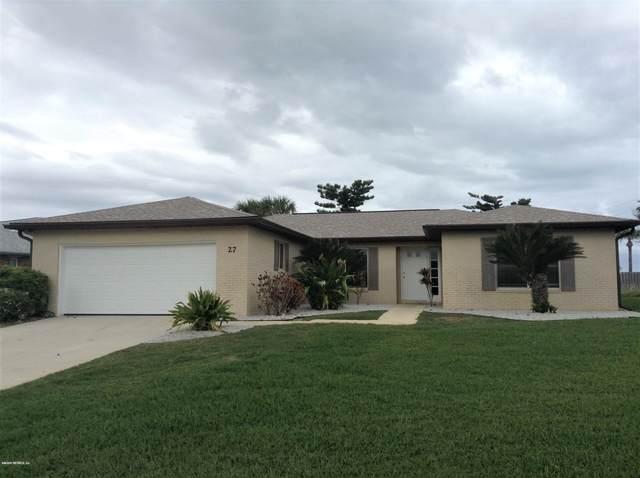 27 Seabridge Dr, Ormond Beach, FL 32176 (MLS #1042486) :: Noah Bailey Group