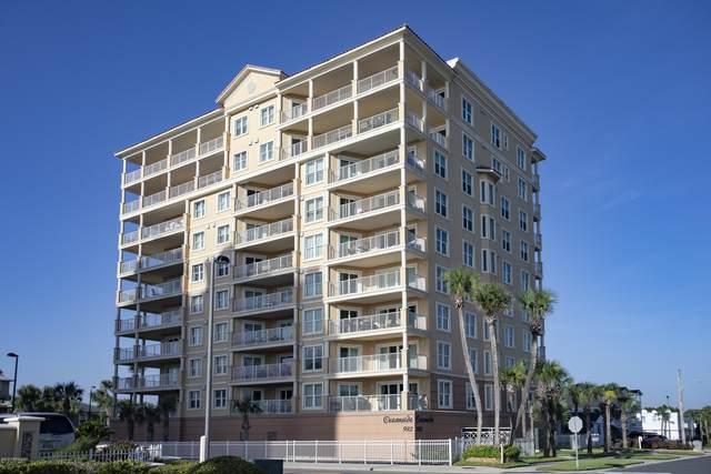932 1ST St N #803, Jacksonville Beach, FL 32250 (MLS #1042503) :: The Every Corner Team | RE/MAX Watermarke