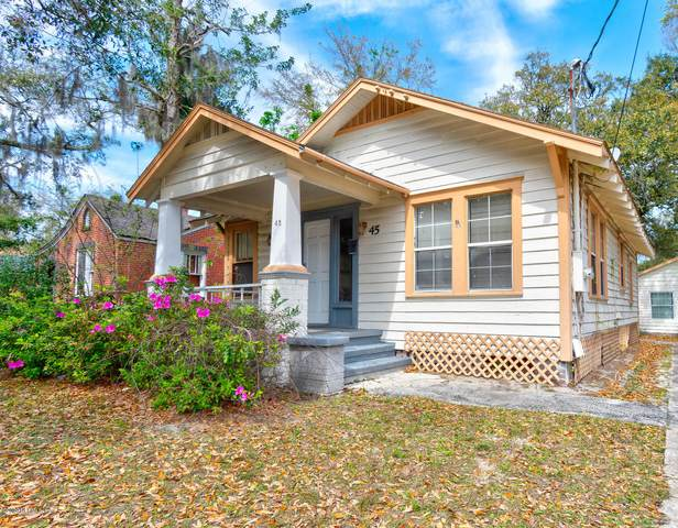 45 W 55TH St, Jacksonville, FL 32208 (MLS #1042518) :: Berkshire Hathaway HomeServices Chaplin Williams Realty