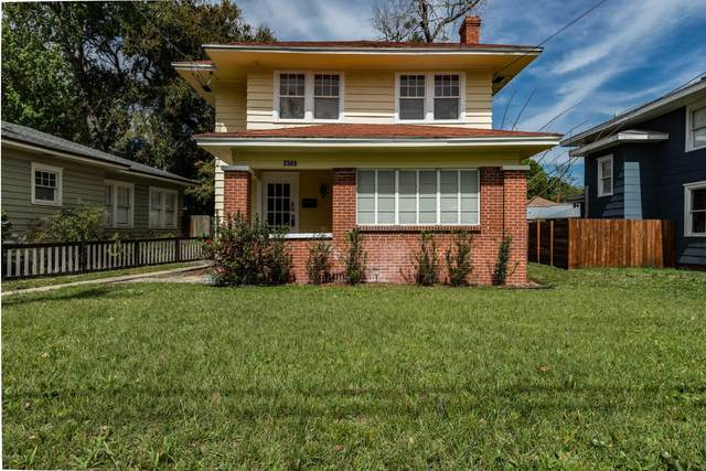 2589 College St, Jacksonville, FL 32204 (MLS #1042535) :: EXIT Real Estate Gallery