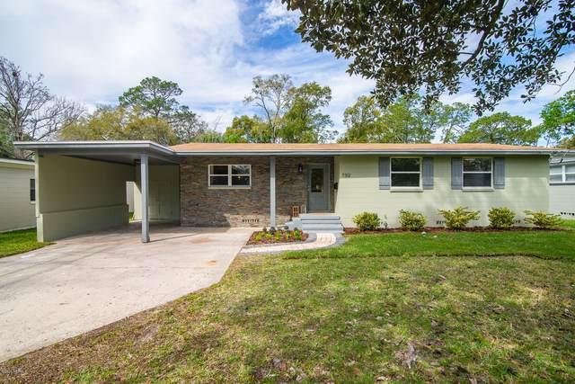 7312 Poinciana Ave, Jacksonville, FL 32217 (MLS #1042768) :: Ponte Vedra Club Realty
