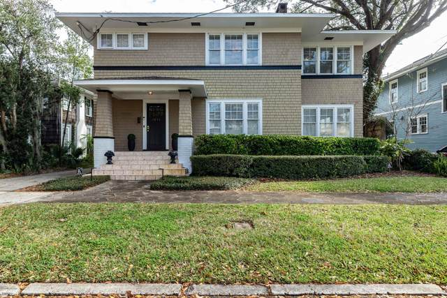1833 Powell Pl, Jacksonville, FL 32205 (MLS #1042799) :: Berkshire Hathaway HomeServices Chaplin Williams Realty