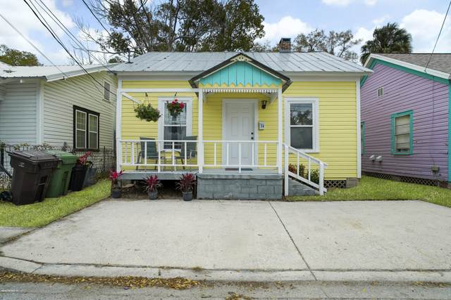 34 Bernard St, St Augustine, FL 32084 (MLS #1042836) :: The Perfect Place Team