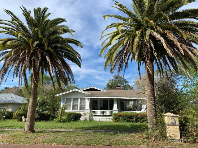 2034 Diana Dr, Palatka, FL 32177 (MLS #1042845) :: The Hanley Home Team