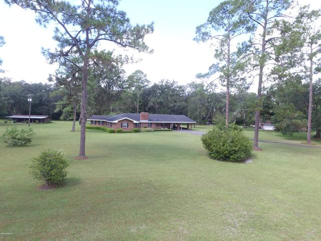 1372 Sr 228 S, Macclenny, FL 32063 (MLS #1043063) :: Berkshire Hathaway HomeServices Chaplin Williams Realty