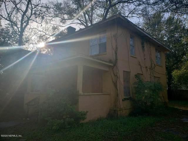 136 W 22ND St, Jacksonville, FL 32206 (MLS #1043183) :: The Hanley Home Team