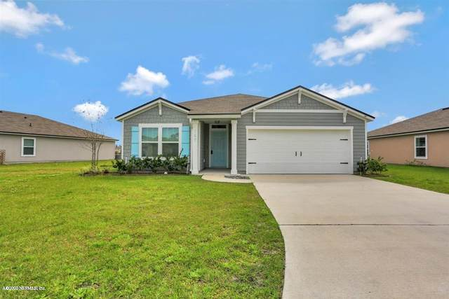 167 Green Palm Ct, St Augustine, FL 32086 (MLS #1043236) :: Noah Bailey Group