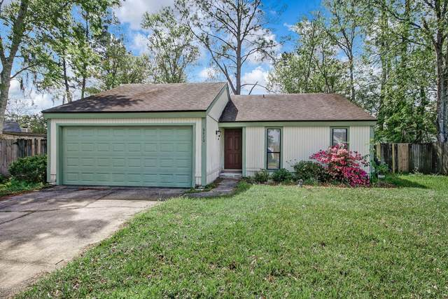 6820 Coralberry Ln N, Jacksonville, FL 32244 (MLS #1043279) :: The Hanley Home Team