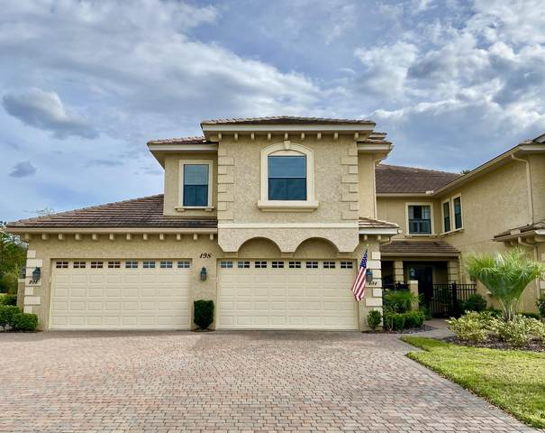 198 Laterra Links Cir #101, St Augustine, FL 32092 (MLS #1043340) :: 97Park