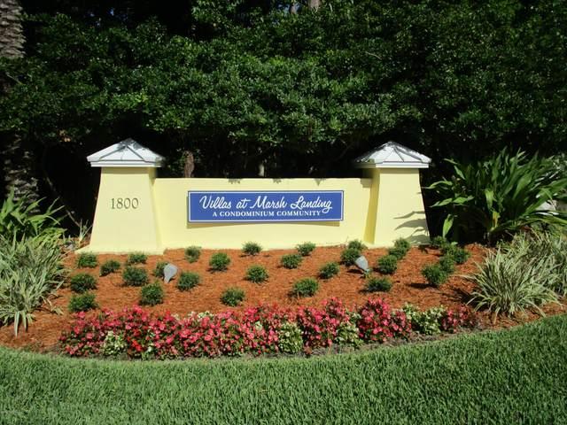 1800 The Greens Way #612, Jacksonville Beach, FL 32250 (MLS #1043593) :: Bridge City Real Estate Co.