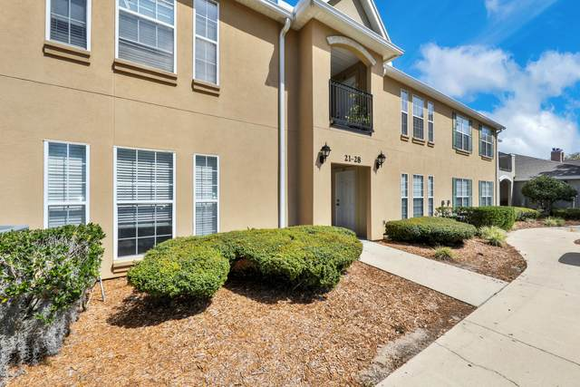 27 Jardin De Mer Pl #27, Jacksonville Beach, FL 32250 (MLS #1043693) :: The Volen Group | Keller Williams Realty, Atlantic Partners