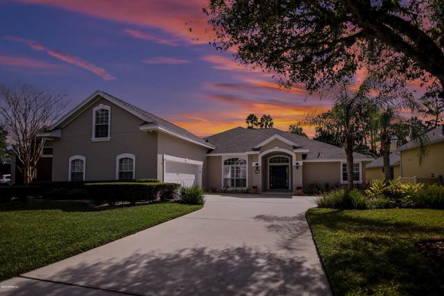 309 E Mill Chase Ct, Ponte Vedra Beach, FL 32082 (MLS #1043695) :: The Volen Group, Keller Williams Luxury International